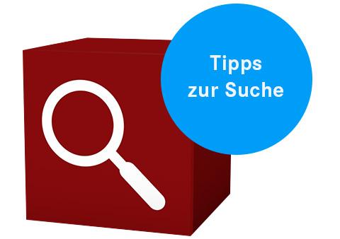 Tipps zur Suche